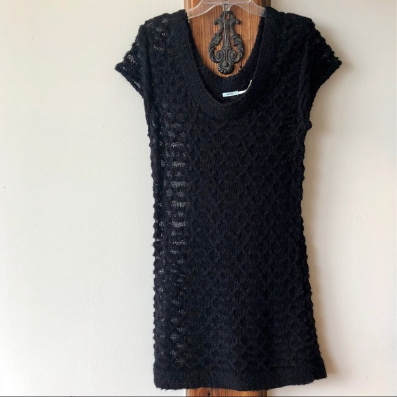 Open Kimchi Dress DressesUo Blue Knit Poshmark Size Sweater L wkZuOPXiT